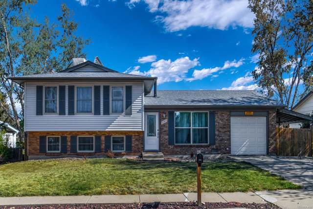3302 S Holland Way, Lakewood, CO 80227 (#6732423) :: The Peak Properties Group