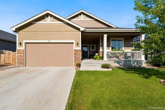 835 Saddleback Drive, Milliken, CO 80543 (#6732598) :: The DeGrood Team