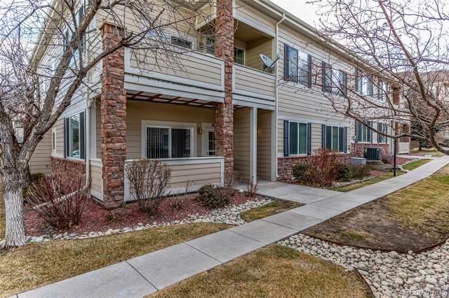 16838 E Gunnison Drive 8G, Aurora, CO 80017 (MLS #6733445) :: 8z Real Estate