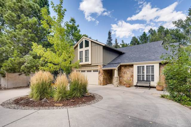 2821 Old Broadmoor Road, Colorado Springs, CO 80906 (#6734026) :: The Griffith Home Team
