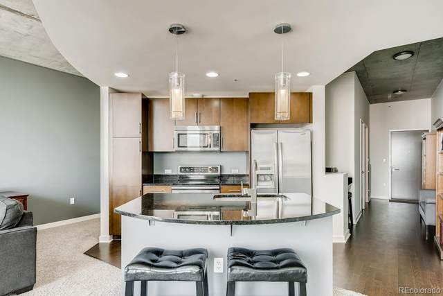 891 14th Street #3004, Denver, CO 80202 (#6734352) :: Bring Home Denver with Keller Williams Downtown Realty LLC