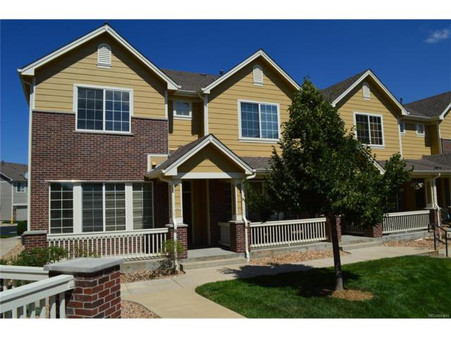 7292 S Kittredge Street #136, Aurora, CO 80016 (MLS #6734534) :: 8z Real Estate