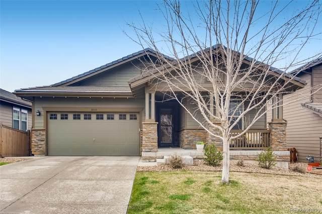 10333 Kenneth Drive, Parker, CO 80134 (MLS #6734539) :: The Sam Biller Home Team
