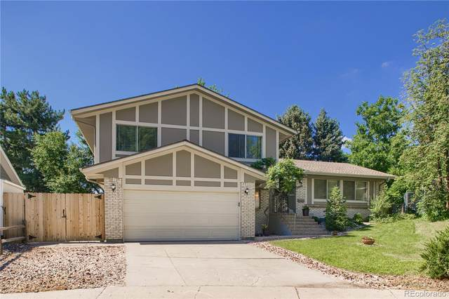 1483 S Wright Street, Lakewood, CO 80228 (#6735215) :: The Gilbert Group