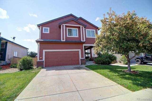 11207 Jordan Court, Parker, CO 80134 (MLS #6735338) :: 8z Real Estate