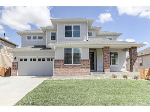 16766 W 86th Lane, Arvada, CO 80007 (#6735745) :: Thrive Real Estate Group