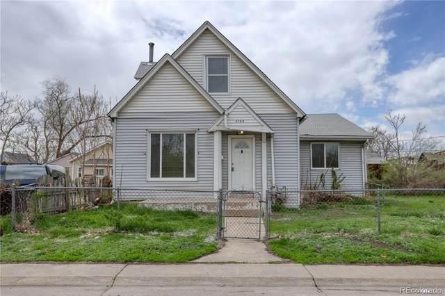 4765 Columbine Street, Denver, CO 80216 (#6736001) :: The Scott Futa Home Team