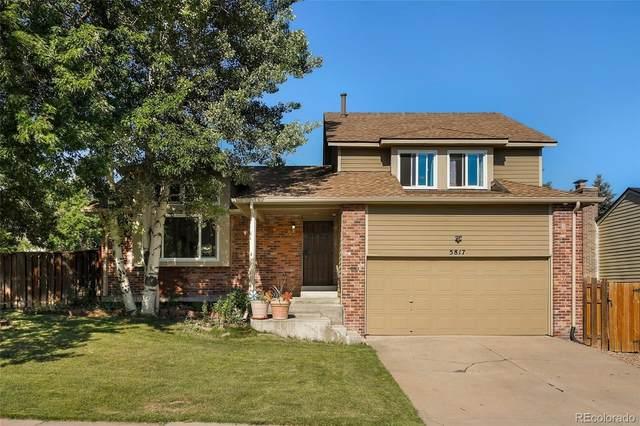 5817 S Lisbon Way, Centennial, CO 80015 (#6736241) :: Bring Home Denver with Keller Williams Downtown Realty LLC