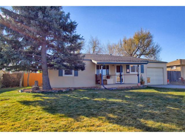 10900 W 41st Place, Wheat Ridge, CO 80033 (#6736475) :: The Peak Properties Group