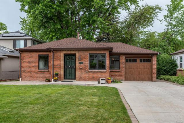 653 Olive Street, Denver, CO 80220 (#6736549) :: The Heyl Group at Keller Williams