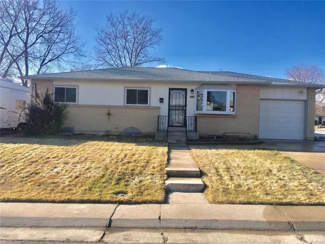 6597 Lee Street, Arvada, CO 80004 (MLS #6737107) :: 8z Real Estate