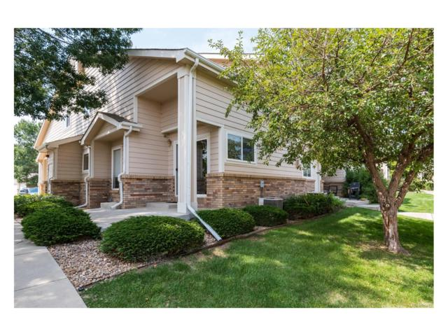 1601 Great Western Drive #6, Longmont, CO 80501 (#6737425) :: The Griffith Home Team