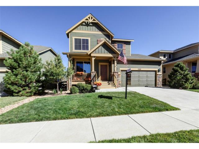 21387 E Stroll Avenue, Parker, CO 80138 (MLS #6737786) :: 8z Real Estate