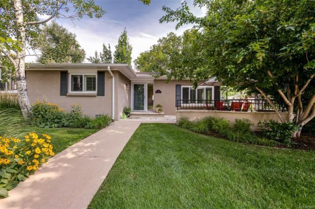 401 Grape Street, Denver, CO 80220 (#6738243) :: The HomeSmiths Team - Keller Williams