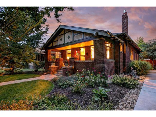 946 Steele Street, Denver, CO 80206 (MLS #6738658) :: 8z Real Estate