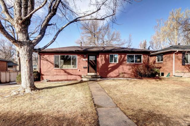 3121 S Ogden Street, Englewood, CO 80113 (#6739163) :: The Griffith Home Team
