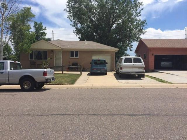 1040 E 112th Place, Northglenn, CO 80233 (#6739201) :: The Galo Garrido Group