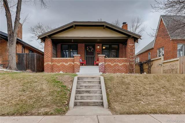 3510 N Madison Street, Denver, CO 80205 (#6739217) :: Finch & Gable Real Estate Co.