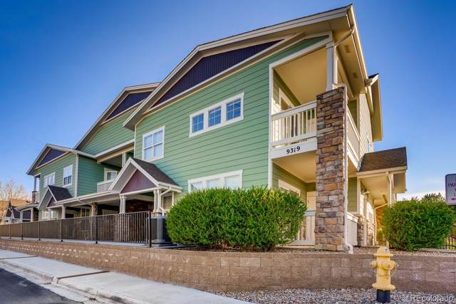 9319 Amison Circle #102, Parker, CO 80134 (#6739275) :: The DeGrood Team