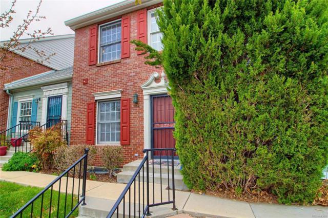 5819 E 9th Avenue, Denver, CO 80220 (#6739399) :: 5281 Exclusive Homes Realty