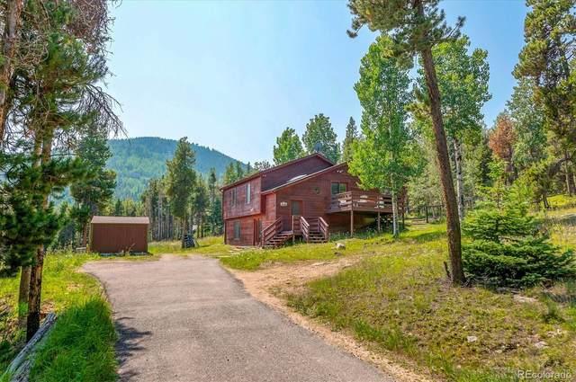 32252 Steven Way, Conifer, CO 80433 (#6739437) :: Symbio Denver