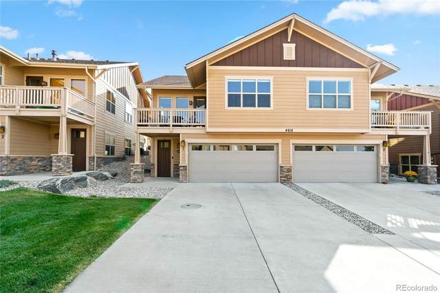 4612 Chokecherry Trail #1, Fort Collins, CO 80526 (MLS #6739551) :: 8z Real Estate