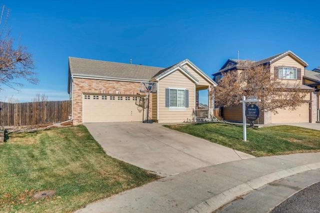 19771 E Wesley Place, Aurora, CO 80013 (#6739766) :: The Heyl Group at Keller Williams