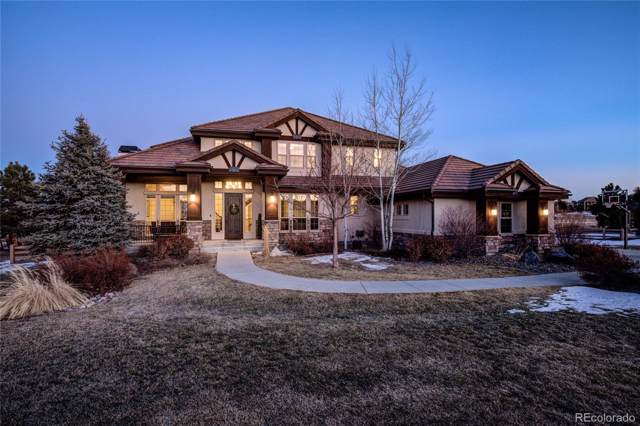 5734 Campina Way, Parker, CO 80134 (#6739960) :: The DeGrood Team