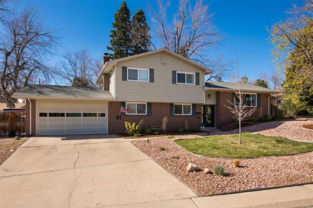 2721 S Chase Way, Denver, CO 80227 (#6740305) :: The Peak Properties Group