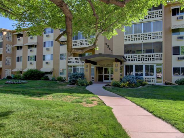 9355 E Center Avenue 4D, Denver, CO 80247 (#6740480) :: The DeGrood Team