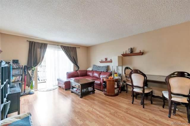 7615 E Quincy Avenue #306, Denver, CO 80237 (#6740548) :: The Artisan Group at Keller Williams Premier Realty
