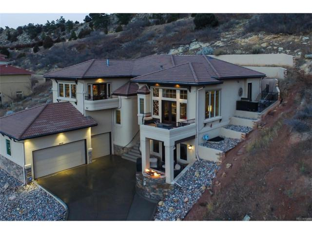 6658 Old Ranch Trail, Littleton, CO 80125 (#6740662) :: The Sold By Simmons Team