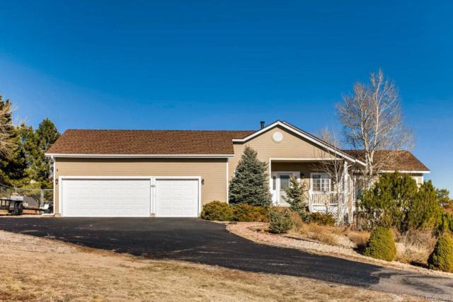 3639 Pine Meadow Avenue, Parker, CO 80138 (#6740756) :: Colorado Home Finder Realty