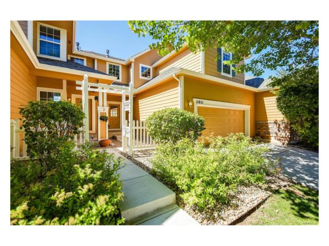 11851 W Stanford Place, Morrison, CO 80465 (MLS #6741021) :: 8z Real Estate