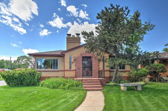 1601 Roslyn Street, Denver, CO 80220 (MLS #6741036) :: 8z Real Estate
