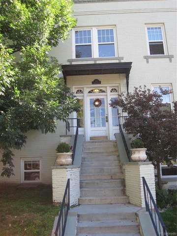 504 Pearl Street #9, Denver, CO 80203 (#6741136) :: Venterra Real Estate LLC