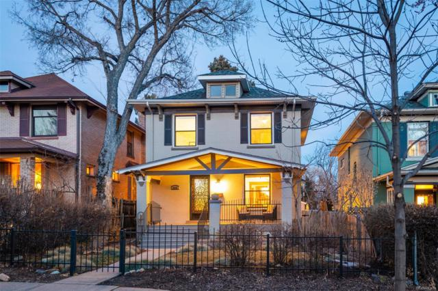 618 N Lafayette Street, Denver, CO 80218 (#6741987) :: Mile High Luxury Real Estate