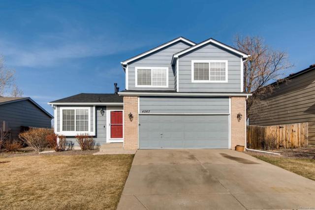 4267 Decatur Avenue, Castle Rock, CO 80104 (MLS #6742094) :: 8z Real Estate