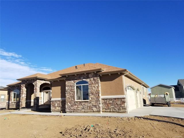 254 Corvette Circle, Fort Lupton, CO 80621 (#6742954) :: The Griffith Home Team