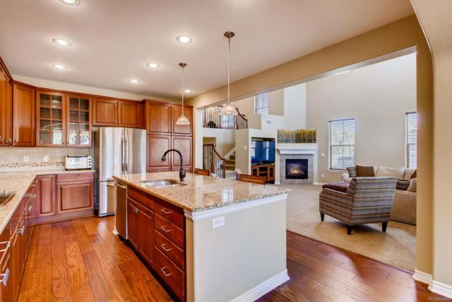 9194 Viaggio Way, Highlands Ranch, CO 80126 (#6743264) :: The HomeSmiths Team - Keller Williams