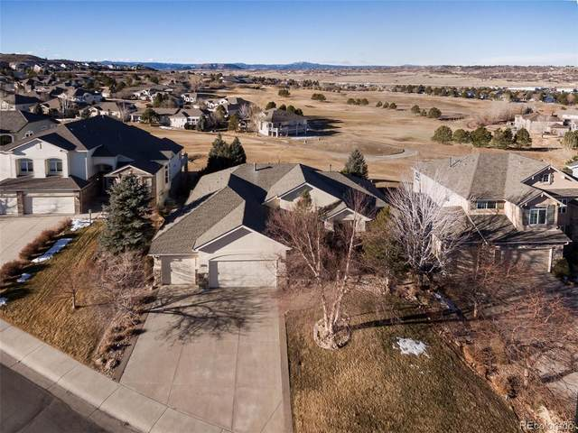 1675 Peninsula Circle, Castle Rock, CO 80104 (#6743944) :: The DeGrood Team