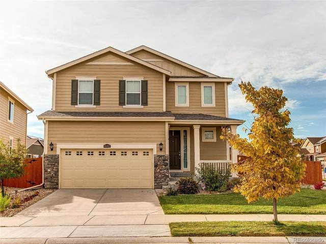 10093 Isle Circle, Parker, CO 80134 (#6744377) :: The DeGrood Team