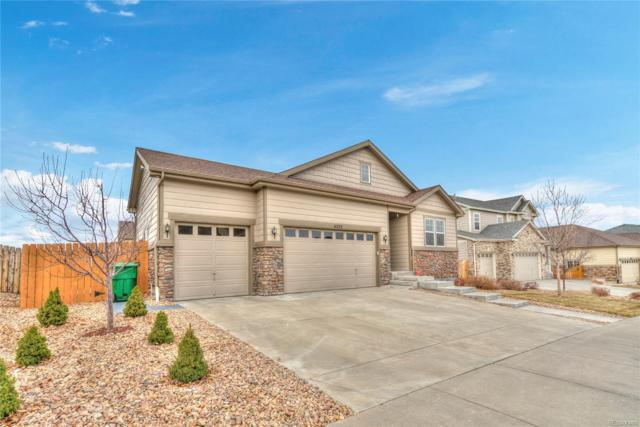 6223 S Jackson Gap Court, Aurora, CO 80016 (#6744721) :: 5281 Exclusive Homes Realty