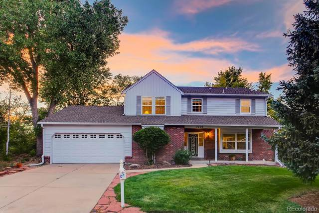 7770 S Harrison Circle, Centennial, CO 80122 (#6744857) :: The DeGrood Team