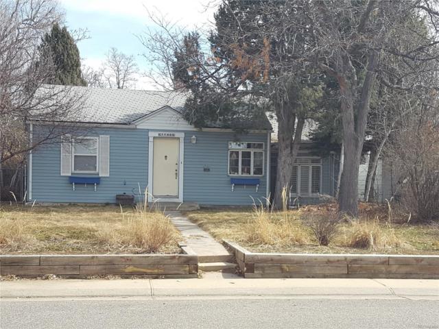 1140 S Cook Street, Denver, CO 80210 (#6745135) :: Hometrackr Denver