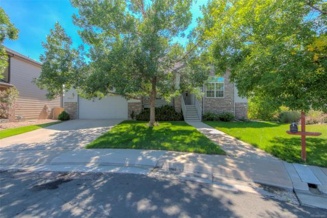 10653 Flagler Court, Parker, CO 80134 (#6745658) :: The Griffith Home Team