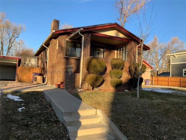 2821 Meade Street, Denver, CO 80211 (#6746041) :: Mile High Luxury Real Estate