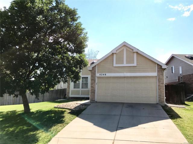 4240 S Ireland Street, Aurora, CO 80013 (MLS #6746159) :: 8z Real Estate