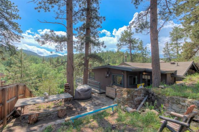 4882 S Cedar Road, Evergreen, CO 80439 (#6746532) :: Structure CO Group