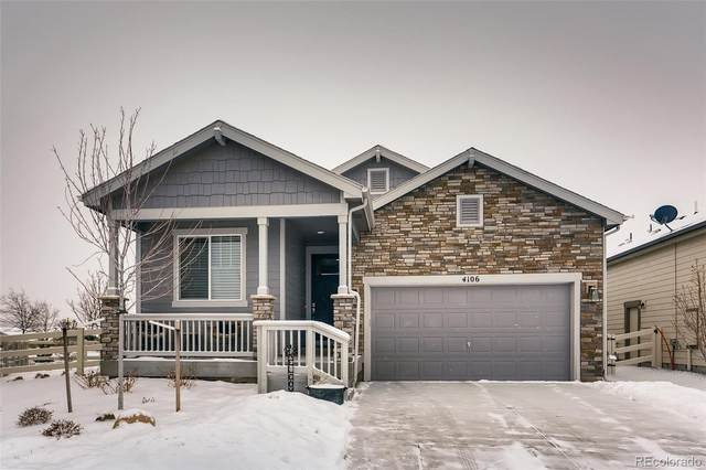 4106 John Court, Castle Rock, CO 80104 (MLS #6746564) :: Kittle Real Estate
